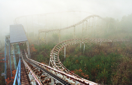 Myspace, abandoned, amusement, park, abandoned amusement park