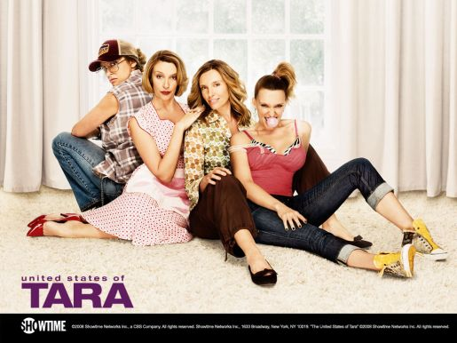 United States of Tara, U.S. of Tara, Toni Collette