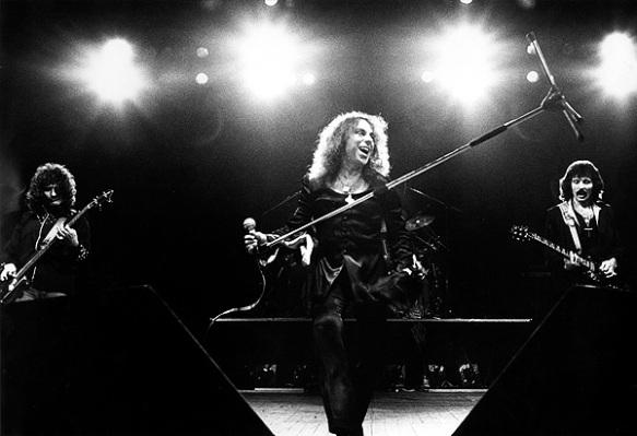 Ronnie James Dio, Dio, Black Sabbath, England