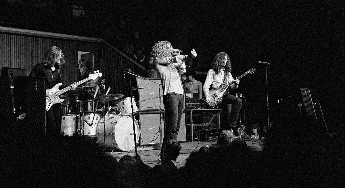 Led Zeppelin, In My Time of Dying