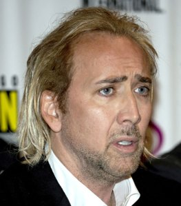 Nicolas Cage, Nic Cage, Nicholas Cage, Dog the Bounty Hunter