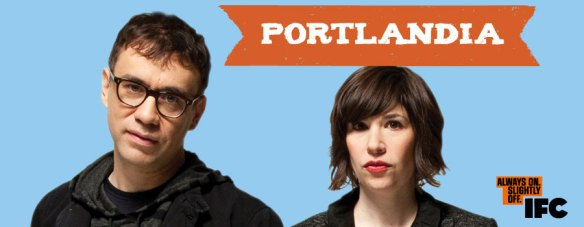 Fred Armisen, Carrie Brownstein, Portland, Oregon, Lorne Michaels