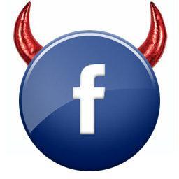 devil facebook