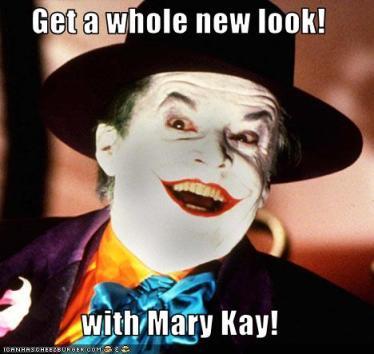 mary kay is evil