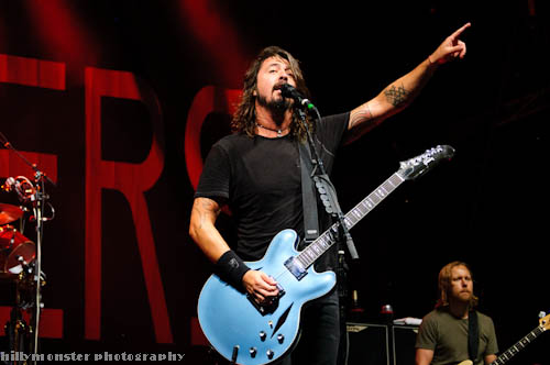 Dave Grohl, foo fighters, music midtown 2012, atlanta