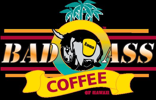 badass coffee company logo