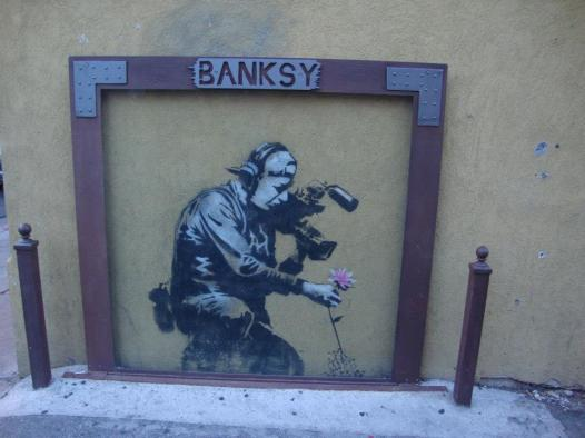 banksy park city ut