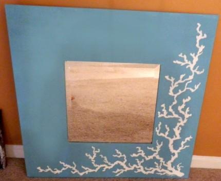 Coral-mirror