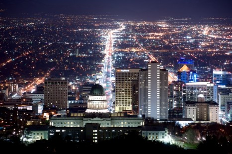 Salt lake city utah, SLC