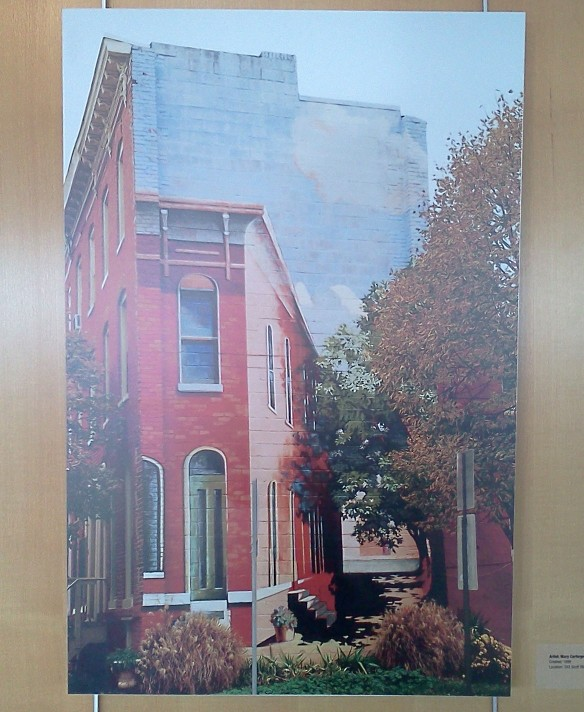 Mary Carfargno Ferguson, 1999, 343 Scott Street