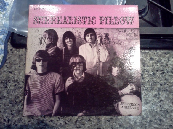 Jefferson Airplane Surrealistic Pillow