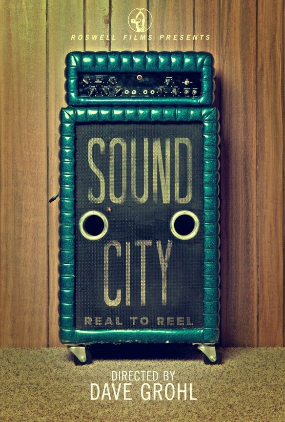 sound city cover, sound city, sound city dvd