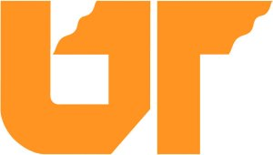 UT Knoxville logo, university of tennessee logo