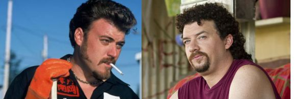 white trash, ricky trailer park boys, trailer park boys, kenny powers, mullet